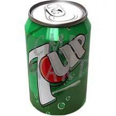 7 UP 0.33 L.