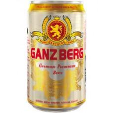 Beer Ganzberg  330 ml 1 can