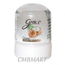 Deodorant Coconut Crystal (Small Size)