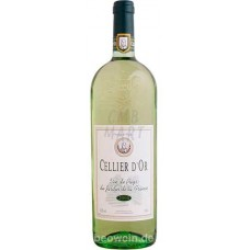 Cellier d'Or Blanc White Vine 0.75 L