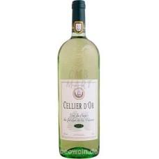 Cellier d'Or Blanc White Vine 0.75 L