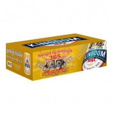 """""""Kingdom"""" beer can 330 ml 1 box 24 cans"""