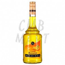 Liquor «Bardinet Banana» 0.7 L