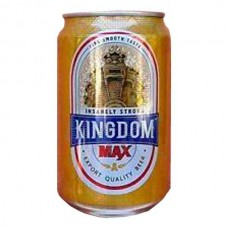 """Kingdom"" beer can 330 ml"