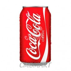 Coca-Cola can 330 ml