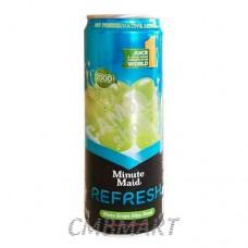Grape Juice Drink MINUTE MAID REFRESH 330 ml