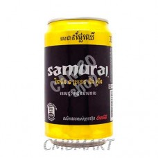 Samurai can 330 ml