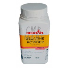 Red Man Gelatine Powder 50 Gm
