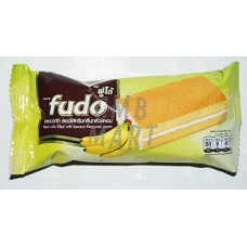 FUDO Layer Cake with Banana Cream Flavor 18 Gm