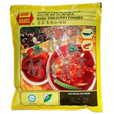 Baba's Fish Curry Powder 250 gm