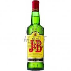 """""""Виски J&B Rare"""" Whiskey 0,7 L"""