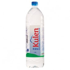 Eau Kulen Natural Mineral Water. 1500 ml