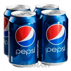 Pepsi Cola can 330 ml. 1 box 24 pcs.