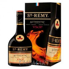 ST-Remy Authentic VSOP French Brandy. 70cl