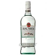 Rum Bacardi Superior Carta Blanca. 1l. 40%.