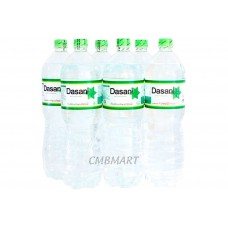 Dasani drinking water 1500 ml. Price per 6 Bottles