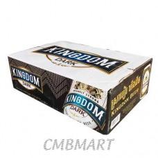 """Kingdom Dark"" beer can 330 ml 1 box 24 cans"