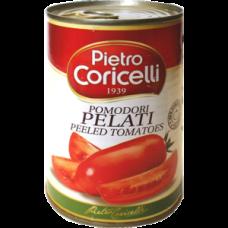 Pietro Coricelli. Whole Peeled Tomatoes 400g