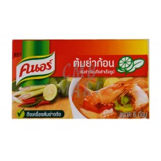 Knorr Tom Yum Brooth. 2 pcs. 20g