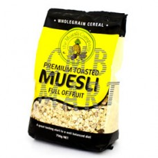 Muesli  - The Muesli  Company - Premium Toasted Full of Fruit - 750 gr