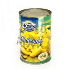 Hosen Mushroom Pices and Stems, 425 gr
