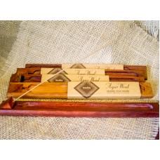 Incense stick holder Agar Wood