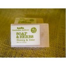 """Soap """"Honey&Lime"""" 70 g"""