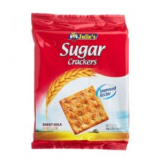 Julie's. Shugar Crackers125g