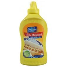 American Garden Mustard 255 ml