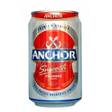 """Anchor"" beer can 330 ml"