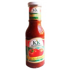 KK Tomato Ketchup 600 gm Bottle