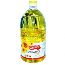 Sunfield Sunflower oil, 1 L Premium.