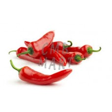 Chilli pepper red  Large  kg.