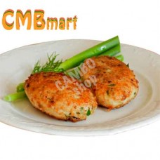 Chicken patiies 160g. Frozen.(2pcs)
