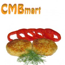 Fish patties. 250g. (2pcs)