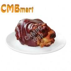 Roast pork shank Bavarian style