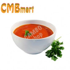 Tomato soup-puree. 500 g Frozen.