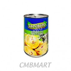Saporito, Hearts of Artichoke 400 g