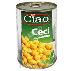 Ciao Chick Peas 400 gr