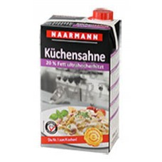 Naarmann Cooking Cream 20% Fat 1 Lt