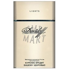 DAVIDOFF LIGHTS Cigarettes