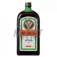 Liquor Jagermeister. 1l
