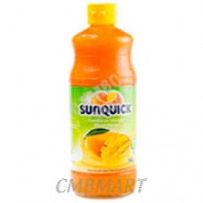 SUNQUICK MIXED MANGO CONCENTRATE, 840ml