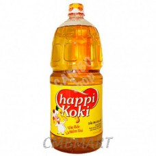 "Vegetable oil ""Happy Koki"" 2lt"
