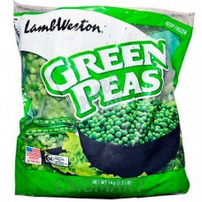 Lamb Weston, Green Peas Frozen 1 kg
