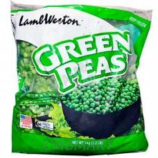 Green peas. Frozen. LAMB WESTON 1 kg