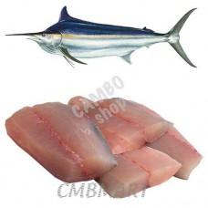 Marlin fillet.