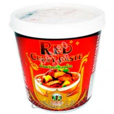 Red Curry Paste 400 Gm