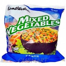 Lamb Weston, Mixed Vegetables Frozen 1 kg