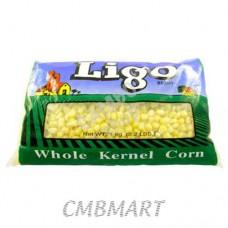 Ligo. Whole Kernel Corn. Frozen 1 kg